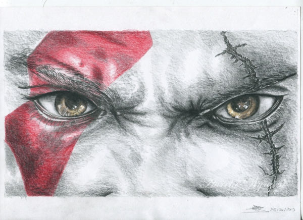 God of War por orelyw